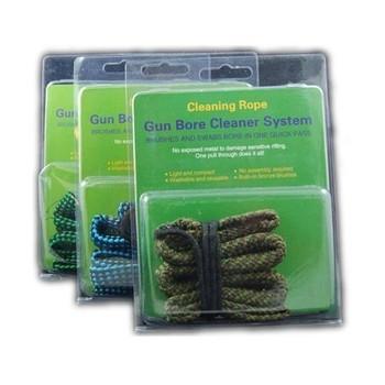 Gun bore rope cleaner-en