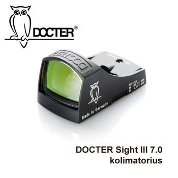 DOCTER sight III-en