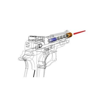 SureStrike Laser range