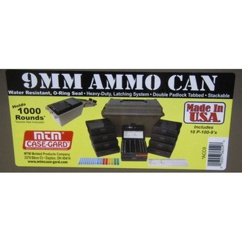 9mm ammo can